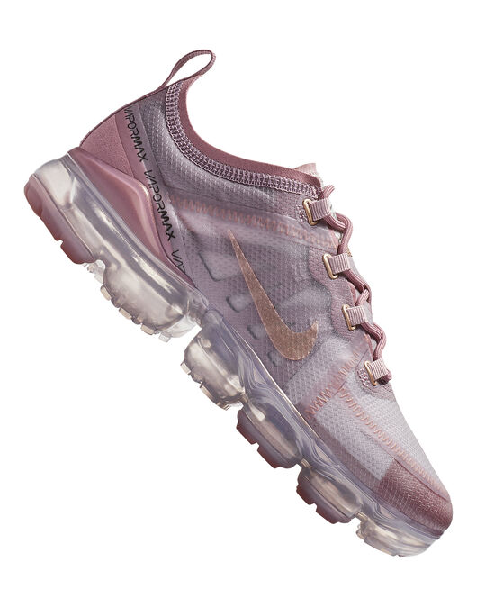 ca3850f611d1d Women s Red Nike Air Vapormax 2019