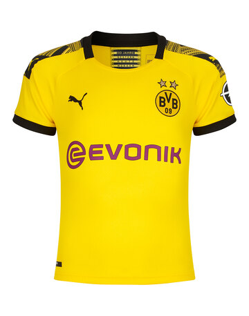 Kids Dortmund 19/20 Home Jersey