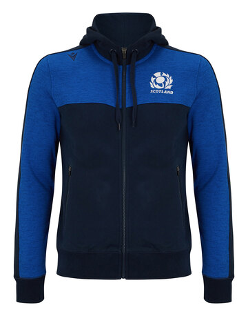 Adult Scotland  Full Zip Hoody 2019/20