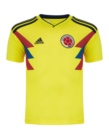 Kids Colombia WC18 Home Jersey
