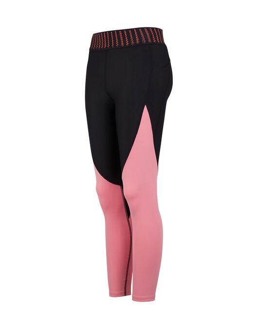 Womens Graphic Crop Legging