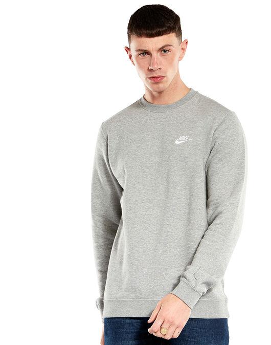 0a5348112481 Nike Mens Club Crew Sweatshirt