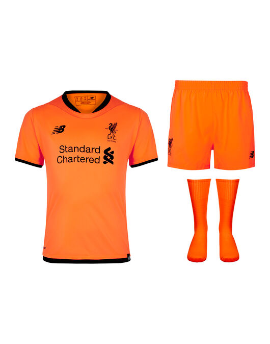 46fb6e2a441 New Balance Liverpool Kids 18 Third Kit | Life Style Sports
