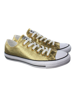 Womens All Star Ox Metallic