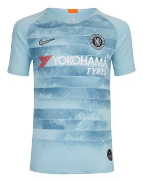 Kids Chelsea Third 18/19 Jersey Front View