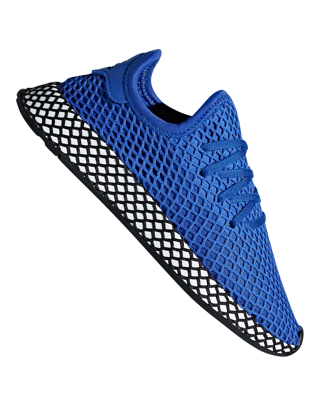 Kids Blue adidas Originals Deerupt