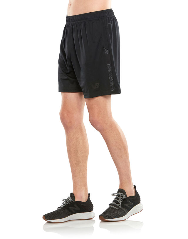 Image of Mens Street Training Core Knitted Shorts