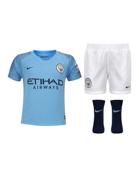 Infants Man City Home 18/19 Kit