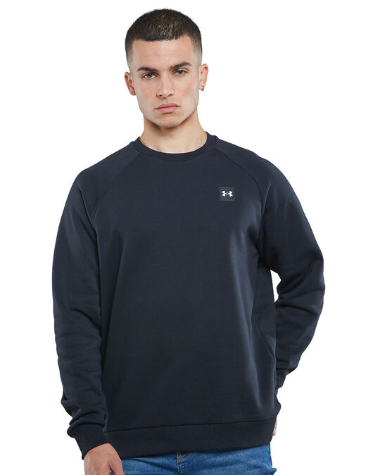 Mens Rival Fleece Crew Neck Sweatshirt