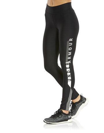 Womens Armour Graphic Leggings