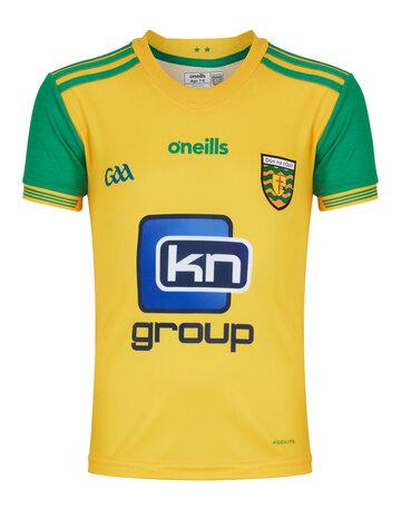 Kids Donegal GAA Home Jersey 2018
