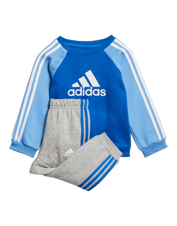 Infant Boys Pullover Logo Tracksuit