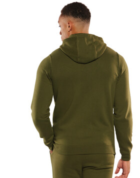 Mens Club Full Zip Hoody