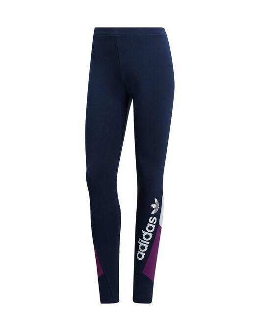 f2ef7553ac400 Women's Navy adidas Originals Leggings | Life Style Sports