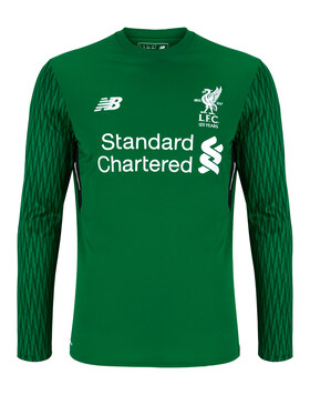 Adult Liverpool 17/18 Home GK Jersey