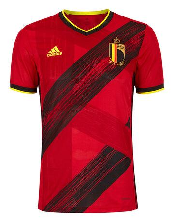 Adult Belgium Euro 2020 Home Jersey