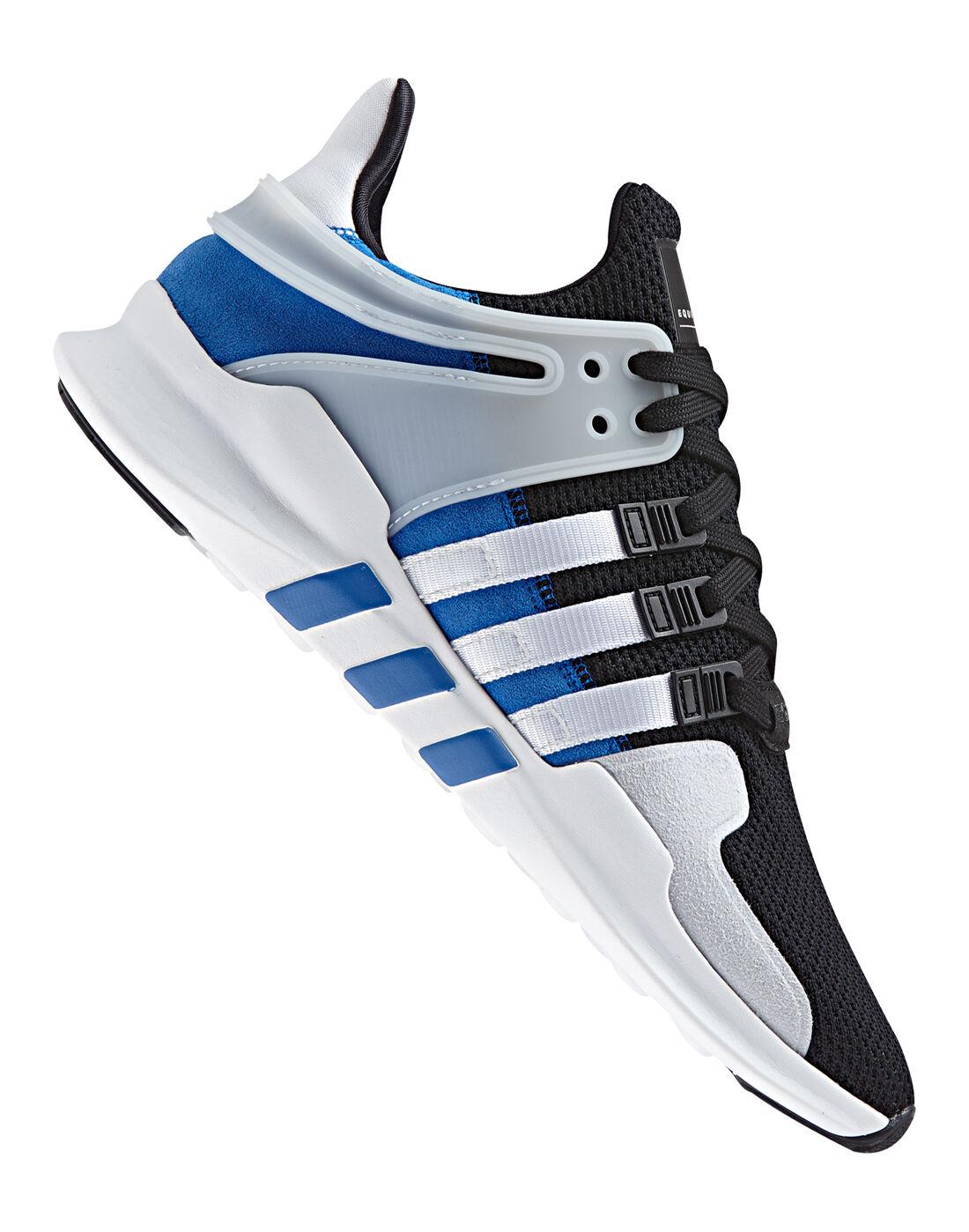 Adidas originali Uomo eqt appoggio avanzata blu dello stile di vita sportiva
