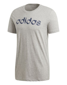 Mens Sliced Linear Tshirt
