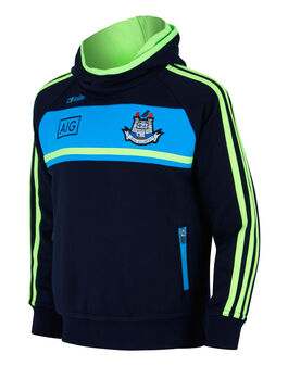 Kids Dublin Temple FZ Fleece Hoody