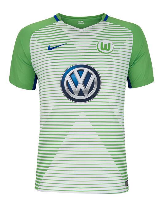 Adult Wolfsburg 17/18 Home Jersey