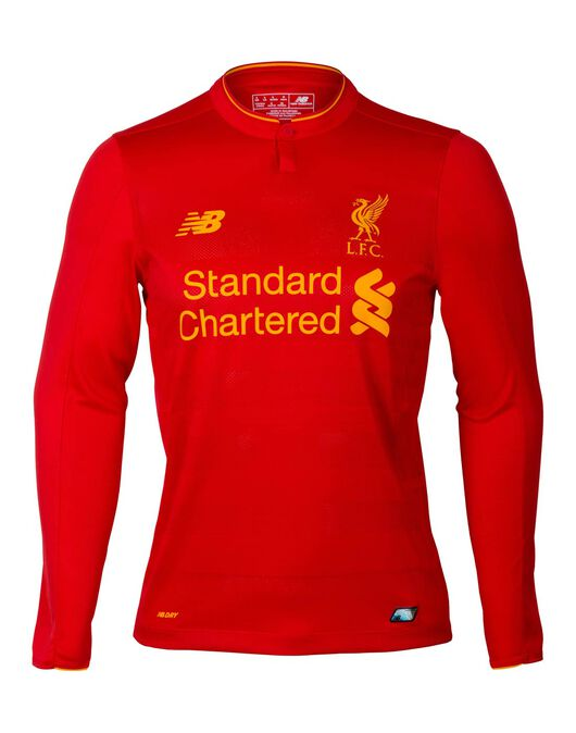 Adult Liverpool 2016/17 Home Jersey
