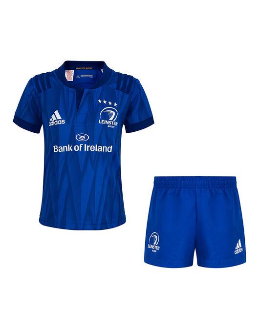 recepción Banzai Túnica  adidas Leinster Home Infants Kit 2019/20 - Blue | Life Style Sports IE