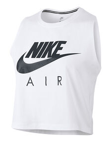 Womens Air Crop Tank