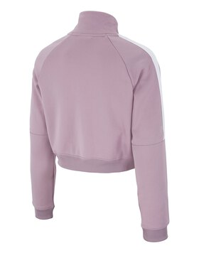 Womens Poly Knit Track Top