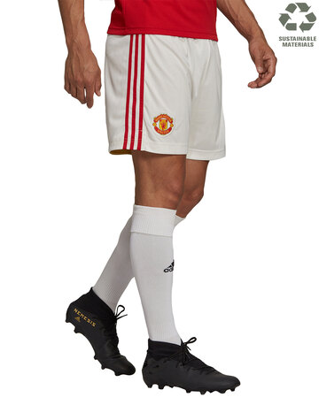 Adult Manchester United 21/22 Home Shorts
