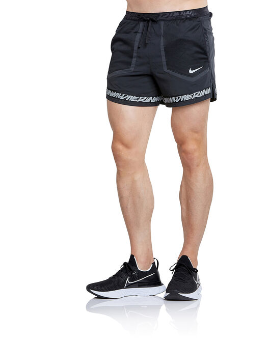 Mens Wild Run Flex Stride 5inch Shorts