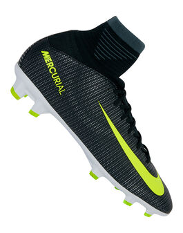 Kids CR7 Mercurial Superfly Firm Ground