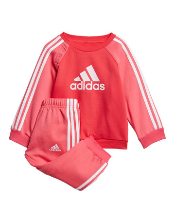 Infant Girls Pullover Logo Tracksuit