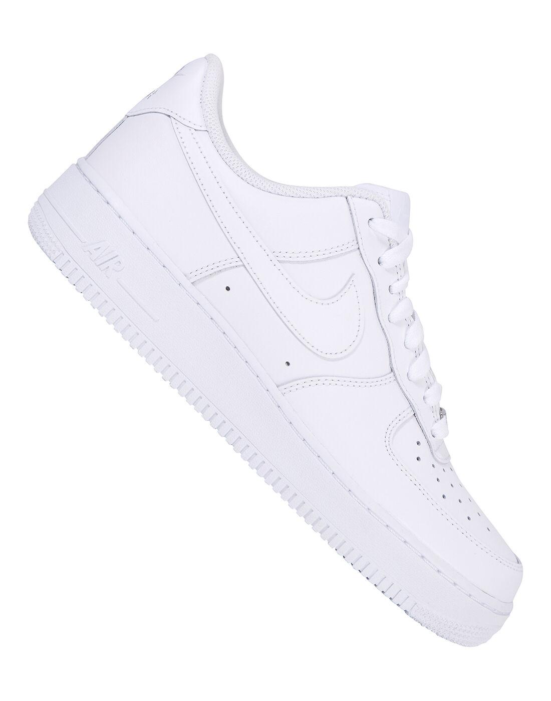 Men's White Nike Air Force 1 | Life