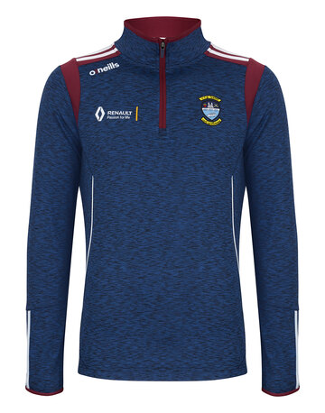 Mens Westmeath Solar Half Zip Top