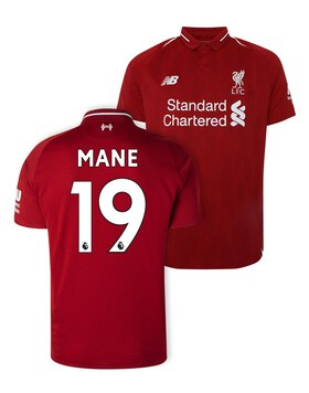 Kids Liverpool Mane Home Jersey