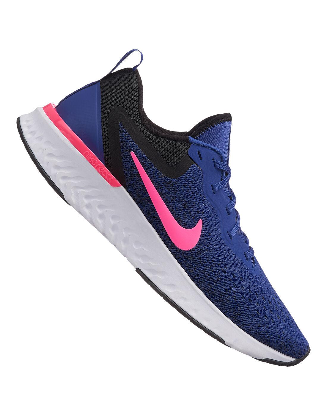 Women's Nike Odyssey React | Blue