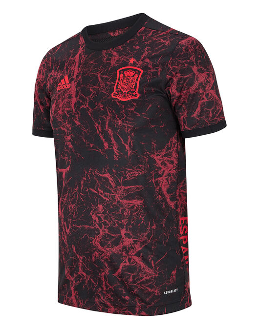 Adult Spain Euro 2020 Pre Match Jersey
