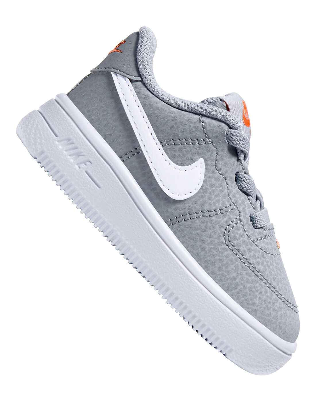 Nike Infant Air Force 1 - Grey | Life