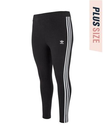 Womens 3 Stripe Plus Legging