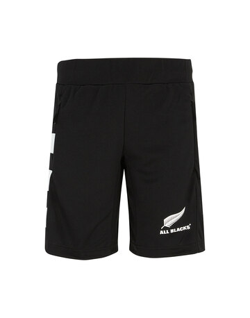 Adults All Blacks Woven Short