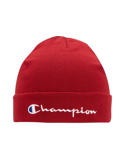 Red Champion Beanie Hat  2be199755fb
