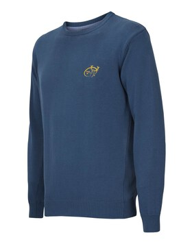 Mens Munster Cotton Crew Sweater