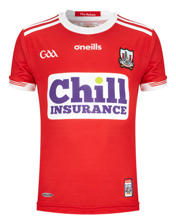 Kids Cork Home Jersey 2019