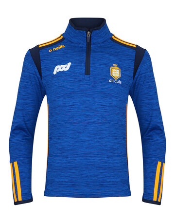 Kids Clare Solar Half Zip Top