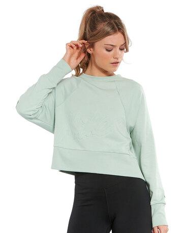 Womens Dry Fit Lux Sweatshirt