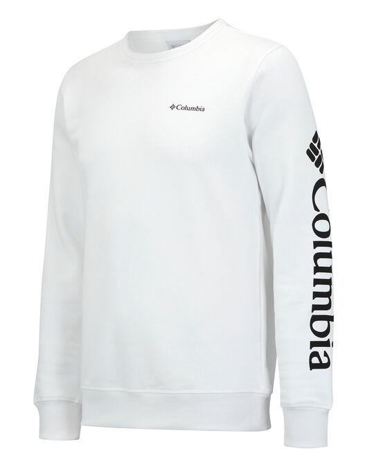 Mens Columbia Crew Neck Sweatshirt