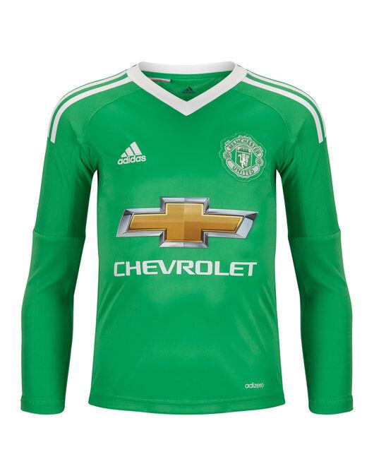 Kids Man Utd 17/18 G/Keeper Away Jersey