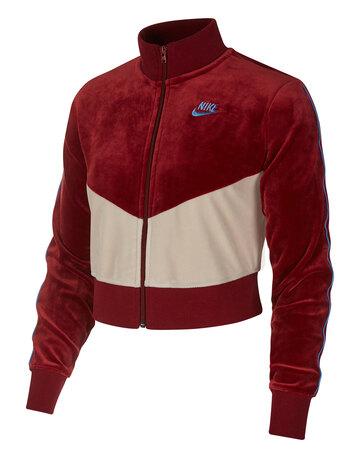 Womens Heritage Plush Jacket