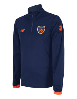 Adult Ireland 1/4 Zip Windblocker