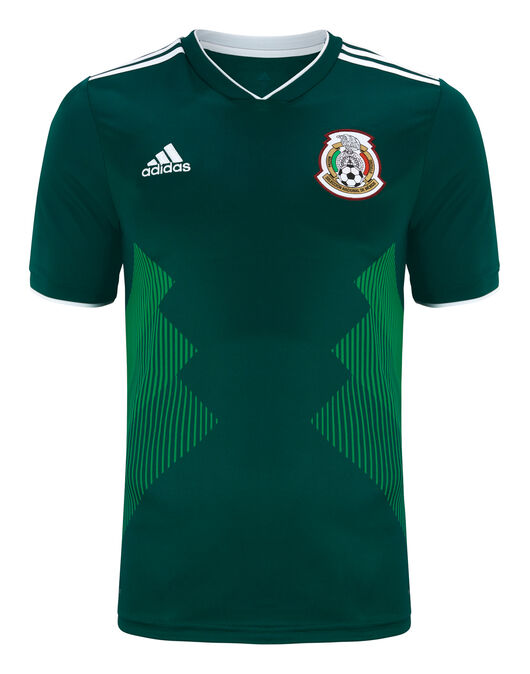 b1abd6f47a7 Adult Mexico World Cup 2018 Jersey